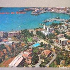 Postales: PUERTO DE SOLLER. MALLORCA N. 6005. ED. ICARIA. NUEVA. Lote 134925838