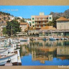 Postales: MALLORCA PUERTO DE SÓLLER. ED. ICARIA. N. 6036/A NUEVA. Lote 134926782