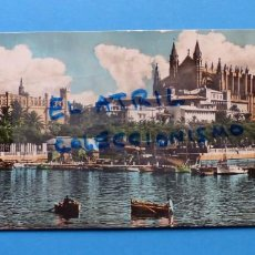 Postales: PALMA MALLORCA - LONJA Y CATEDRAL - POSTAL FOTOGRAFICA. Lote 134984394