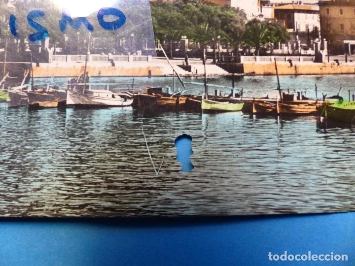 Postales: PALMA MALLORCA - LONJA Y CATEDRAL - POSTAL FOTOGRAFICA - Foto 3 - 134984394