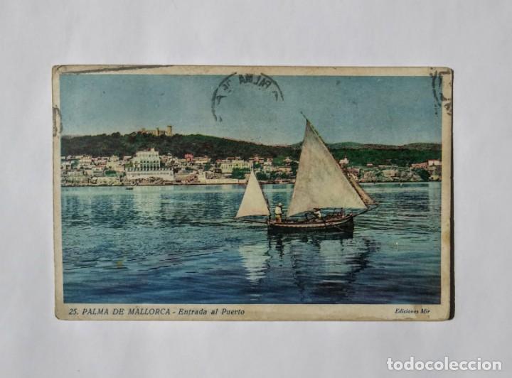 Postales: Mallorca Lote de 5 postales antiguas - Foto 3 - 135140898