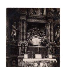 Postales: PALMA DE MALLORCA.- CATEDRAL PM . POSTAL FOTOGRAFICA. Lote 135371130