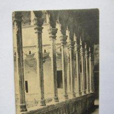 Postales: MALLORCA - PALMA DE MALLORCA - CLAUSTRO DE SAN FRANCISCO. Lote 135653895