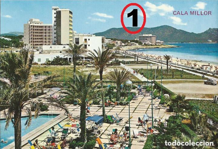 Postales: LOTE DE 4 POSTALES DE MALLORCA, IBIZA Y FORMENTERA AÑOS 70 - Foto 2 - 135700851