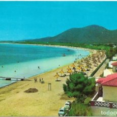 Cartes Postales: MALLORCA Nº 5 PLAYA PUERTO DE ALCUDIA , VISTA GENERAL .- EDICION CUSCO 1965 S/C. Lote 136011046