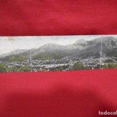 Postales: ANTIGUA POSTAL PANORAMICA DE SOLLER - PPOS SIGLO XX - SIN CIRCULAR. Lote 136304994