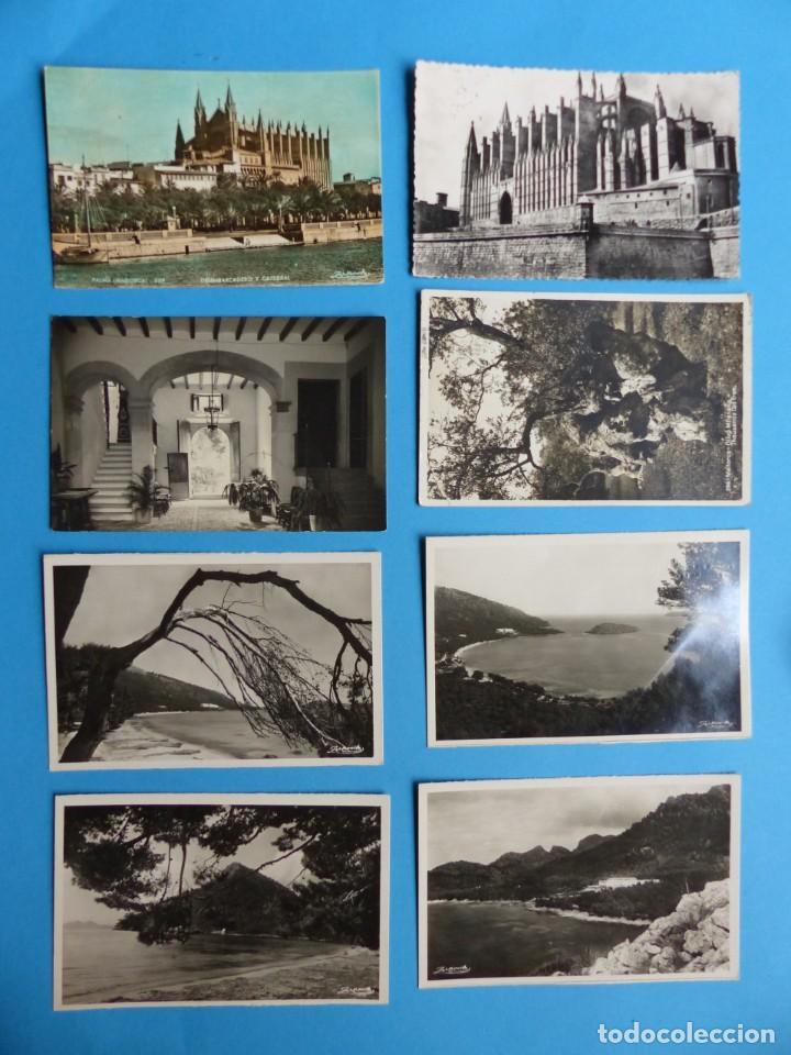 Postales: 15 POSTALES DE ISLAS BALEARES, VER FOTOS ADICIONALES - ALGUNAS DE ELLAS POSTALES FOTOGRAFICAS - Foto 2 - 137504250