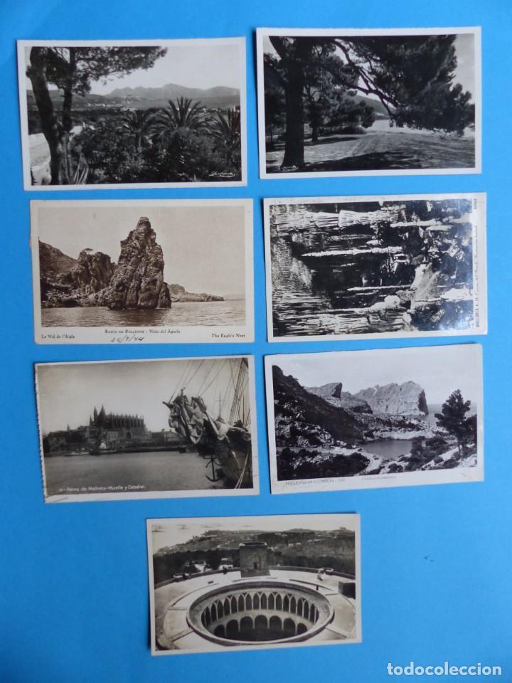 Postales: 15 POSTALES DE ISLAS BALEARES, VER FOTOS ADICIONALES - ALGUNAS DE ELLAS POSTALES FOTOGRAFICAS - Foto 4 - 137504250