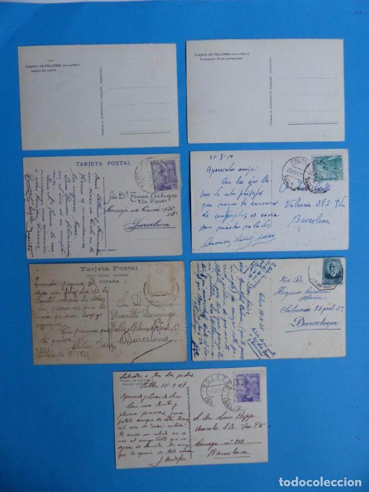 Postales: 15 POSTALES DE ISLAS BALEARES, VER FOTOS ADICIONALES - ALGUNAS DE ELLAS POSTALES FOTOGRAFICAS - Foto 5 - 137504250