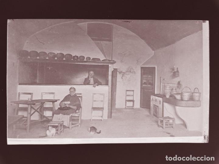 SOLLER - CLICHE ORIGINAL - NEGATIVO EN CELULOIDE - AÑOS 1900-1920 - FOTOTIP. THOMAS, BARCELONA (Postales - España - Baleares Antigua (hasta 1939))