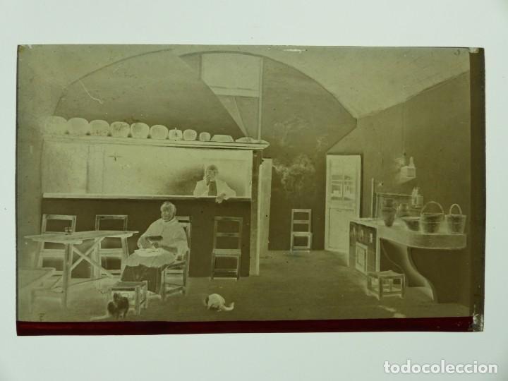Postales: SOLLER - CLICHE ORIGINAL - NEGATIVO EN CELULOIDE - AÑOS 1900-1920 - FOTOTIP. THOMAS, BARCELONA - Foto 2 - 137618898