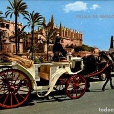 Postales: 10140 – PALMA DE MALLORCA – ICARIA – 1970 - ESCRITA. Lote 137671182