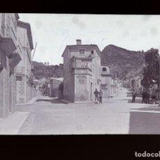 Postales: ANDRATX - CLICHE ORIGINAL - NEGATIVO EN CELULOIDE - AÑOS 1900-1920 - FOTOTIP. THOMAS, BARCELONA. Lote 137685386