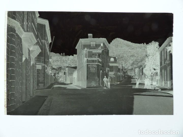 Postales: ANDRATX - CLICHE ORIGINAL - NEGATIVO EN CELULOIDE - AÑOS 1900-1920 - FOTOTIP. THOMAS, BARCELONA - Foto 2 - 137685386