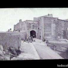 Postales: FELANITX - CLICHE ORIGINAL - NEGATIVO EN CELULOIDE - AÑOS 1900-1920 - FOTOTIP. THOMAS, BARCELONA. Lote 137685658