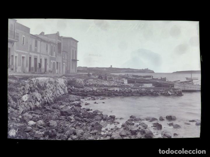 FELANITX - CLICHE ORIGINAL - NEGATIVO EN CELULOIDE - AÑOS 1900-1920 - FOTOTIP. THOMAS, BARCELONA (Postales - España - Baleares Antigua (hasta 1939))