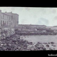 Postales: FELANITX - CLICHE ORIGINAL - NEGATIVO EN CELULOIDE - AÑOS 1900-1920 - FOTOTIP. THOMAS, BARCELONA. Lote 137685698
