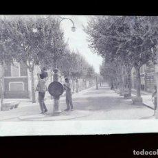 Postales: MANACOR - CLICHE ORIGINAL - NEGATIVO EN CELULOIDE - AÑOS 1900-1920 - FOTOTIP. THOMAS, BARCELONA. Lote 137685910