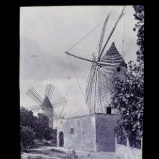 Postales: MANACOR - CLICHE ORIGINAL - NEGATIVO EN CELULOIDE - AÑOS 1900-1920 - FOTOTIP. THOMAS, BARCELONA. Lote 137685950