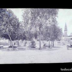 Postales: MANACOR - CLICHE ORIGINAL - NEGATIVO EN CELULOIDE - AÑOS 1900-1920 - FOTOTIP. THOMAS, BARCELONA. Lote 137685994
