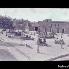 Postales: MANACOR - CLICHE ORIGINAL - NEGATIVO EN CELULOIDE - AÑOS 1900-1920 - FOTOTIP. THOMAS, BARCELONA. Lote 137686034