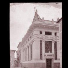 Postales: MANACOR - CLICHE ORIGINAL - NEGATIVO EN CELULOIDE - AÑOS 1900-1920 - FOTOTIP. THOMAS, BARCELONA. Lote 137686070