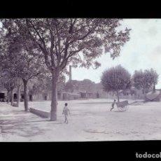 Postales: MANACOR - CLICHE ORIGINAL - NEGATIVO EN CELULOIDE - AÑOS 1900-1920 - FOTOTIP. THOMAS, BARCELONA. Lote 137686098