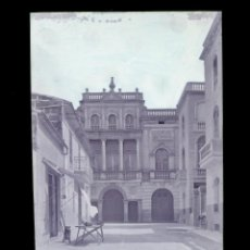Postales: MANACOR - CLICHE ORIGINAL - NEGATIVO EN CELULOIDE - AÑOS 1900-1920 - FOTOTIP. THOMAS, BARCELONA. Lote 137686150