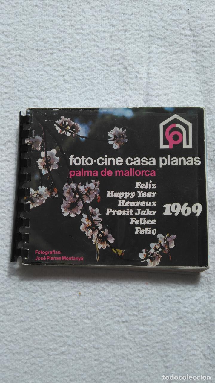 FOTO CINE CASA PLANAS 1969 (Postales - España - Baleares Moderna (desde 1.940))