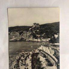 Postales: PALMA (MALLORCA) POSTAL NO.1061, DETALLE DE CALA MAYOR. EDITA: ZERKOWITZ. DISTRIBUYE V.ROTGER. Lote 139133828
