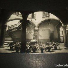 Postales: PALMA DE MALLORCA PATIO DE SAN FRANCISCO Y SAN BERNARDO. Lote 139278966