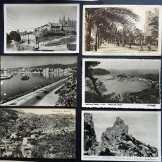 Postales: 6 ANTIGUAS POSTALES SIN CIRCULAR DE MALLORCA. VER FOTOS Y COMENTARIOS . Lote 140629606