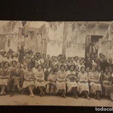 Postales: ANDRATX MALLORCA GRUPO EN FIESTA POSTAL FOTOGRAFICA . Lote 140640810