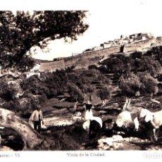 Postales: IBIZA (BALEARES) - VISTA DE LA CIUDAD. Lote 142628850