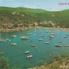 Postales: IBIZA, CALA VADELLA - FOTOPERATOR Nº 2027 - CIRCULADA. Lote 143094894