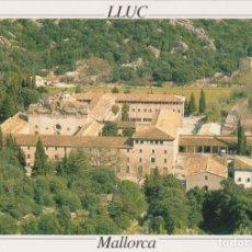 Postales: MALLORCA, SANTUARI DE LLUC, VISTA GENERAL - EDICIONS SANTUARI 2046 - S/C. Lote 143095602