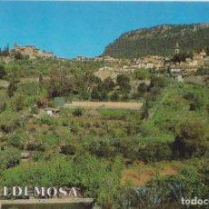 Postales: MALLORCA, VALLDEMOSA, VISTA GENERAL - ESCUDO DE ORO Nº 3234 - S/C. Lote 143095838