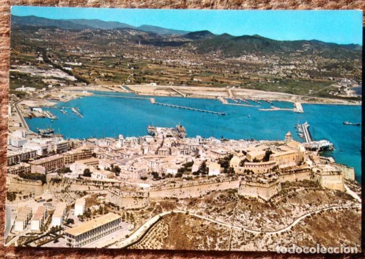 IBIZA - VISTA AEREA (Postales - España - Baleares Moderna (desde 1.940))