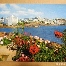 Postales: IBIZA. SES FIGUERETAS. N 271. ED. CASA FIGUERETAS. CIRCULADA 1972. Lote 145391818