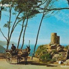 Cartoline: MALLORCA, BAÑALBUFAR, ATALAYA DE SES ANIMES - PALMA EDICIONES Nº 1241 - S/C. Lote 145838946