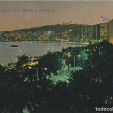 Postales: MALLORCA, PALMA, PASEO MARÍTIMO - ICARIA Nº 10038 - S/C. Lote 145843198