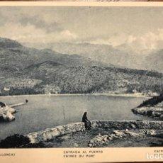 Postales: POSTAL PUERTO DE SÓLLER (MALLORCA) .EDICIÓN MARQUÉS.. Lote 146559354