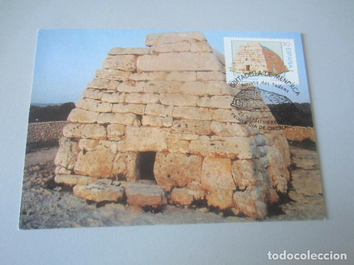 POSTAL MENORCA (Postales - España - Baleares Moderna (desde 1.940))