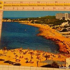 Postales: POSTAL DE IBIZA. AÑO 1976. SAN ANTONIO, CALO DES MORO. 1840. Lote 147103230