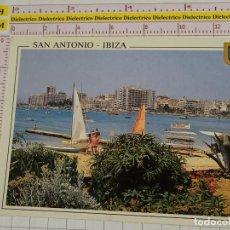 Postales: POSTAL DE IBIZA. AÑO 1991. SAN ANTONIO. 1842. Lote 147103282