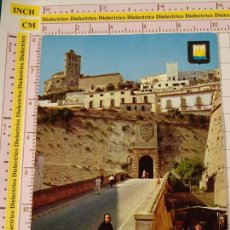 Postales: POSTAL DE IBIZA. AÑO 1968. RASTRILLO Y PORTAL DE LAS TABLAS. MUJER DE LUTO. 1847. Lote 147103398