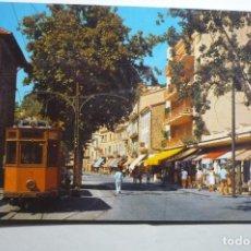 Postales: POSTAL MALLORCA.-PUERTO DE SOLLER. Lote 147103678