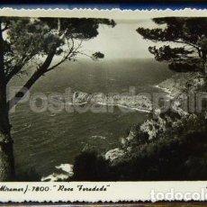 Postales: POSTAL DE MALLORCA (MIRAMAR) ROCA FORADADA . Lote 147300430