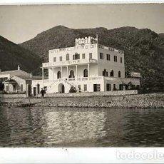Postais: MALLORCA PUERTO POLLENSA HOTEL ILLA D'OR. COL. BESTARD. POSTAL FOTOGRÁFICA, SIN CIRCULAR. Lote 147386698