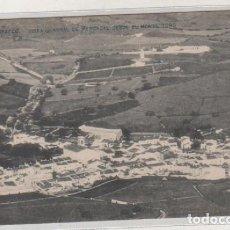 Postales: 18. MENORCA. VISTA GENERAL DE MERCADAL DESDE EL MONTE TORO. FOT LACOSTE. REVERSO DIVIDIDO.. Lote 183287698